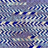 Nautical grunge pattern Stock Images