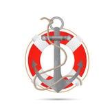 Nautical Illustration Royalty Free Stock Image