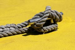 Nautical Knot Royalty Free Stock Photo