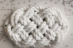 Nautical knots Royalty Free Stock Photos