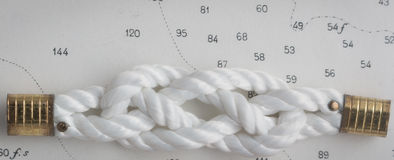Nautical knots Royalty Free Stock Image