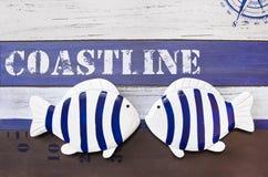 Nautical maritime decoration Royalty Free Stock Images