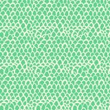 Nautical Pattern Inspired By Tropical Fish Skin Royalty Free Stock Photography