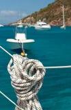 Nautical rope Royalty Free Stock Photo