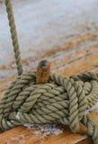 Nautical rope Stock Photos
