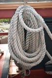 Nautical ropes Royalty Free Stock Photos