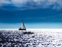 Nautical scene Stock Photos