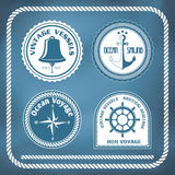 Nautical symbols Royalty Free Stock Image