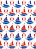 Nautical texture Stock Image
