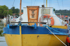Nautical vessel Royalty Free Stock Images
