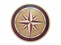 Nautical.Wind rose. Royalty Free Stock Photography