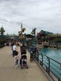 Nautilus mystery at Disneyland Park Royalty Free Stock Images