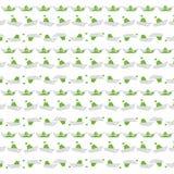 Nautiluspapier auf Weiß stockfotos