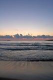 nautisk gryning Royaltyfri Fotografi