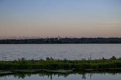 Nauvoo от Montrose Стоковое Изображение