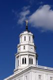 Nauvoo Temple Stock Photo