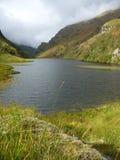 Nauwe vallei Pean, Schotland stock fotografie