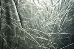 Nava very wrinkled white background. Royalty Free Stock Image
