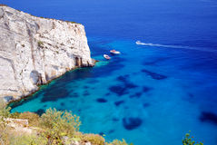 navagio bay obraz royalty free