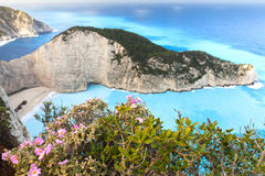 Navagio Bay Stock Photos