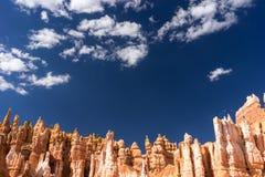 Navajoögla Bryce Canyon National Park Utah USA Fotografering för Bildbyråer