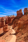 navajo петли каньона bryce Стоковое фото RF