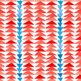Navajo aztec textile inspiration seamless pattern. Native americ Royalty Free Stock Photography