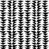 Navajo aztec textile inspiration seamless pattern. Native americ Stock Image