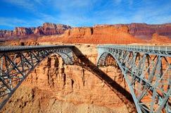 Navajo Bridge Royalty Free Stock Photos