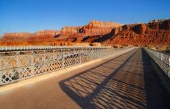 Navajo Bridge Stock Photography