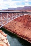 Navajo Bridge, Arizona, USA Stock Photo