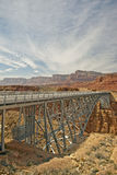 Navajo Bridge on the Colorado Royalty Free Stock Image