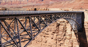 Navajo Bridge at Lee's Ferry Royalty Free Stock Photo