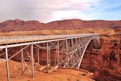 Navajo Bridge Marble Canyon Royalty Free Stock Images