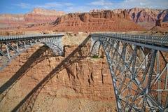 Navajo Bridge Royalty Free Stock Photography
