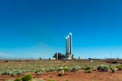 Navajo che genera stazione Fotografia Stock