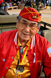 Navajo Code Talker Royalty Free Stock Photo