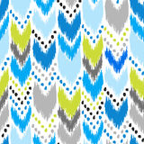 Navajo colorful pattern. Stock Image