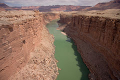 Navajo de passerelle images stock