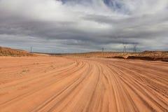 Navajo Desert Stock Photos