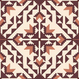 Navajo design Stock Image