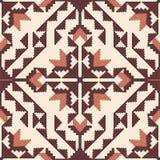 Navajo design Stock Image