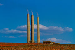 Navajo Generating Station Stock Photography