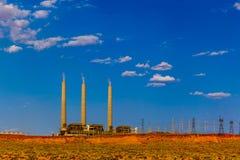 Navajo Generating Station Stock Photo
