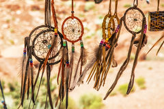 Navajo Indian amulets Royalty Free Stock Photography