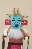 Navajo Indian Kachina doll Stock Photography