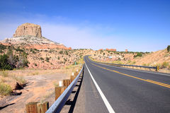 Navajo Landscape Stock Photo