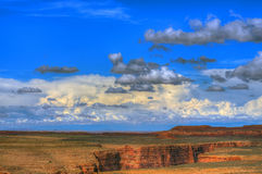 Navajo Nation Lands Stock Image