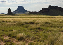 Navajo Nation scenery Royalty Free Stock Photos
