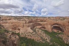 Navajo National Monument Stock Image